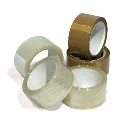 Polypropylene Low Noise Packaging Tape Clear 48mm x 66mtrs - 36 Rolls